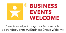 Business events welcome